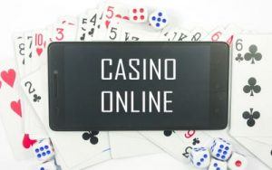 Try online casino on your mobile and play on the go
